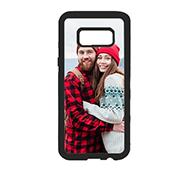 Crea Cover Galaxy S8 in Silicone