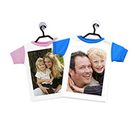 Crea Mini T-Shirt con Foto