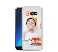 Cover in silicone Samsung A7 2017