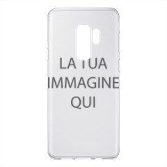 Crea Cover Trasparente Galaxy S9 Plus