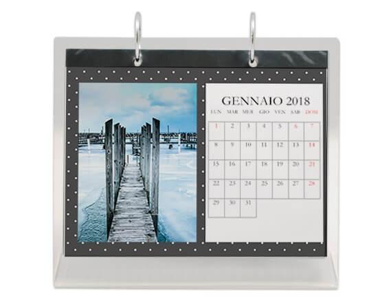 Crea calendario da tavolo in plexiglass goonart.it