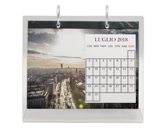 Popolare Crea Calendario da Tavolo in Plexiglass - Goonart.it ZJ51