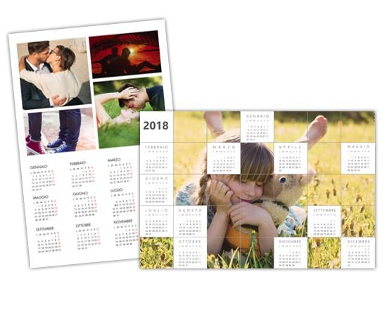 Genera Calendario Calcio.Crea Calendari Personalizzati Con Foto Goonart It