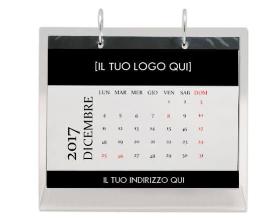 Estremamente Crea Calendario da Tavolo in Plexiglass - Goonart.it BB34