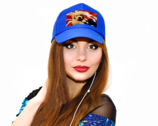 Crea cappellino con visiera colorato for Cappellino con visiera