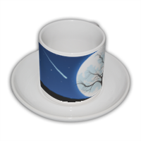 A magic night Tazza Coffee Panoramica