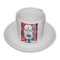 SILVER SURFER 2012 Tazza Coffee Panoramica