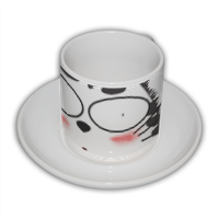 GATTO Tazza Coffee Panoramica