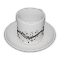 FARMUSICA Tazza Coffee Panoramica