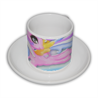 Mini Pony Fantasia Tazza Coffee Panoramica