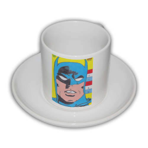BATMAN 2014 Tazza Coffee Panoramica