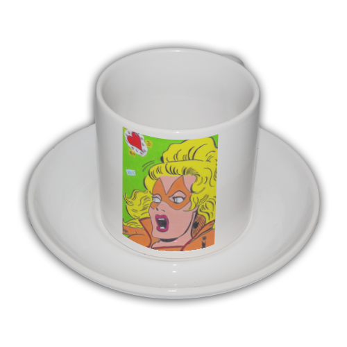 GOLDEN GLIDER Tazza Coffee Panoramica