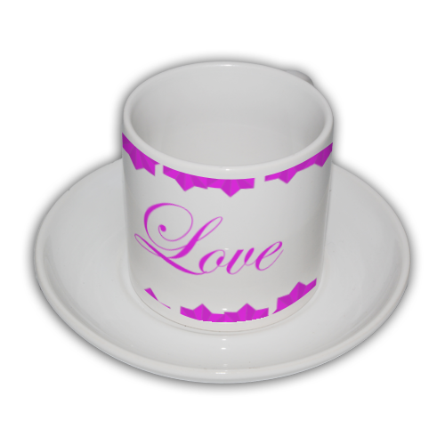 Roseventi Love Tazza Coffee Panoramica
