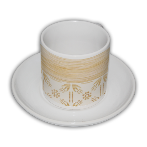 Bamboo and Japan Tazza Coffee Panoramica