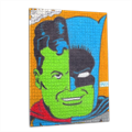 THE COMPOSITE SUPERMAN Puzzle rettangolare 50x70cm