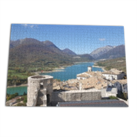 From the castle Puzzle rettangolare 50x70cm