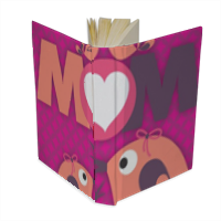 Mamma I Love You - Agenda 9 x 13 cm
