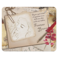 Forever Yours Tappetini Personalizzati