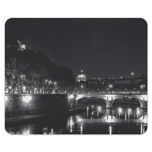 Rome By Night Tappetini Personalizzati