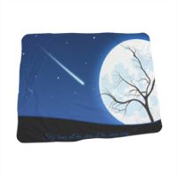 A magic night Foto su Coperta Baby