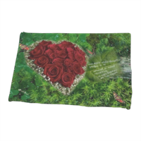 Coperta Romantic Love Foto su Coperta Love