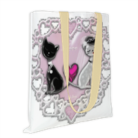 Weddings Cats Borsa shopping