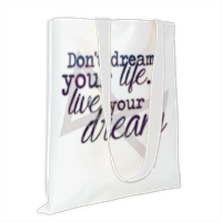 live your dream Borsa shopping