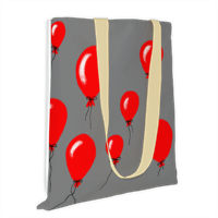 red baloons Borsa shopping