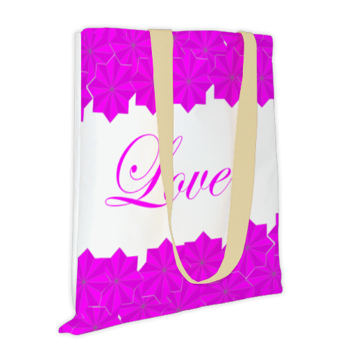 Roseventi Love Borsa shopping
