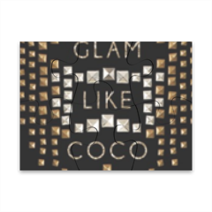 Glam Like Coco Puzzle magnetico 8x6
