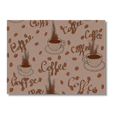 coffee Poster carta opaca