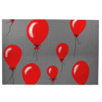 red baloons Foto su Puzzle 768 pz