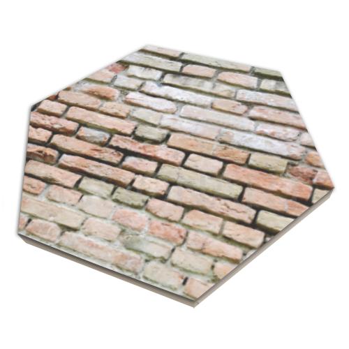 Tela ottagonale mattoni