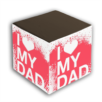 I Love My Dad - Fotocubo chic