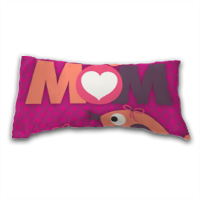 Mamma I Love You - cuscino in raso