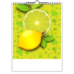 lemon Foto Calendario A4 multi pagina