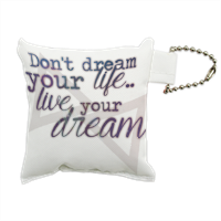 live your dream Cuscinetto dreams
