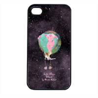 Zodiac Fortune Lib Cover iPhone 4 e 4S