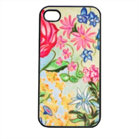 New Flowers Cover iPhone 4 e 4S