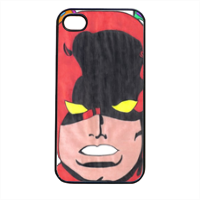 DEVIL 2013 Cover iPhone 4 e 4S