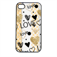 Love and Love Cover iPhone 4 e 4S