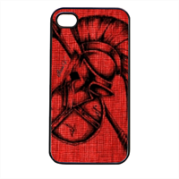 Spartan warrior Cover iPhone 4 e 4S