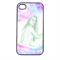 anima nei fior Cover iPhone 4 e 4S