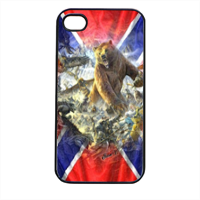 Novorossiya defends Cover iPhone 4 e 4S