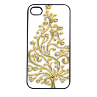 ALBERO DI NATALE 1 Cover iPhone 4 e 4S
