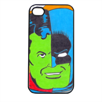 THE COMPOSITE SUPERMAN Cover iPhone 4 e 4S