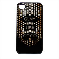 Glam Like Coco Cover iPhone 4 e 4S