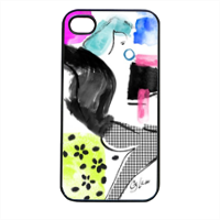 Glamour Cover iPhone 4 e 4S