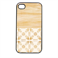 Bamboo and Japan Cover iPhone 4 e 4S