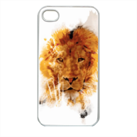 The Lion Cover iPhone 4 e 4S